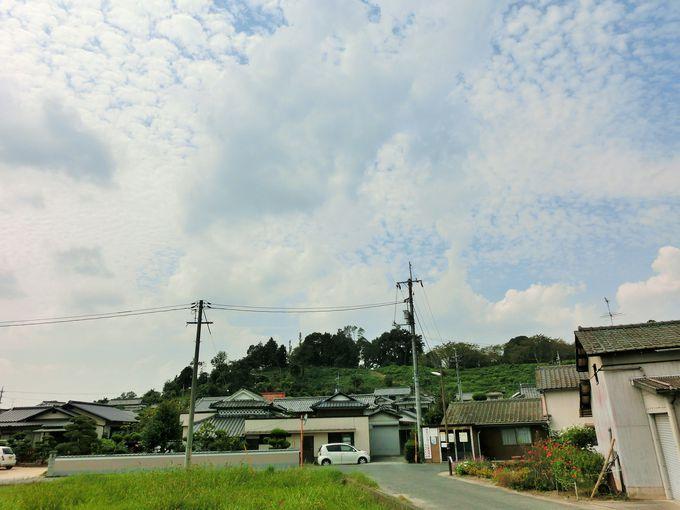 立ち入り可能な古墳では日本一!造山古墳に登ろう