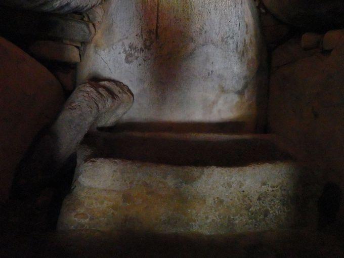 長崎県で唯一!くり抜き式家形石棺を持つ掛木古墳