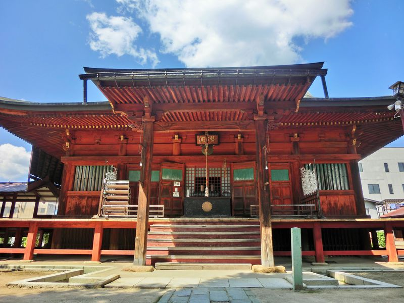 創建は奈良時代!見所だらけの飛騨高山「飛騨国分寺」
