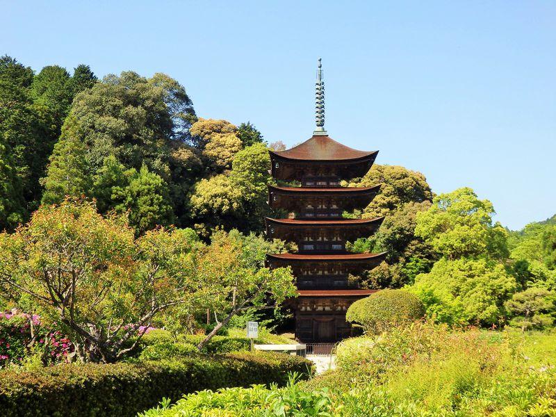 """山口駅至近!京都を模した""""大内文化""""で栄えた町並みをめぐる"""