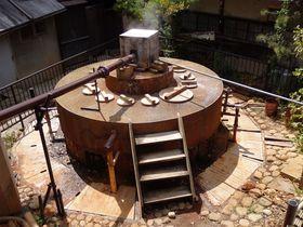 有馬温泉はここから湧いている!温泉街の泉源をめぐる