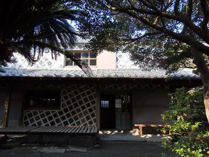 網元の豪勢な暮らしぶりがしのばれる旧甚の丸邸