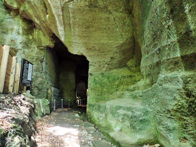 室岩洞へのアクセス
