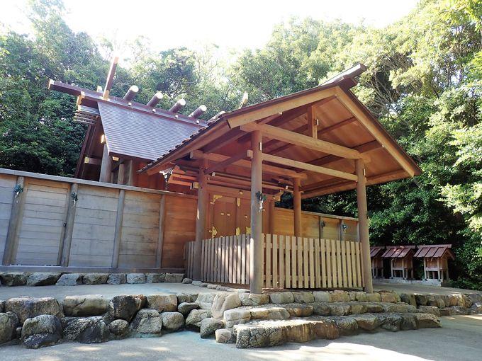 伊勢神宮と篠島の深い関係