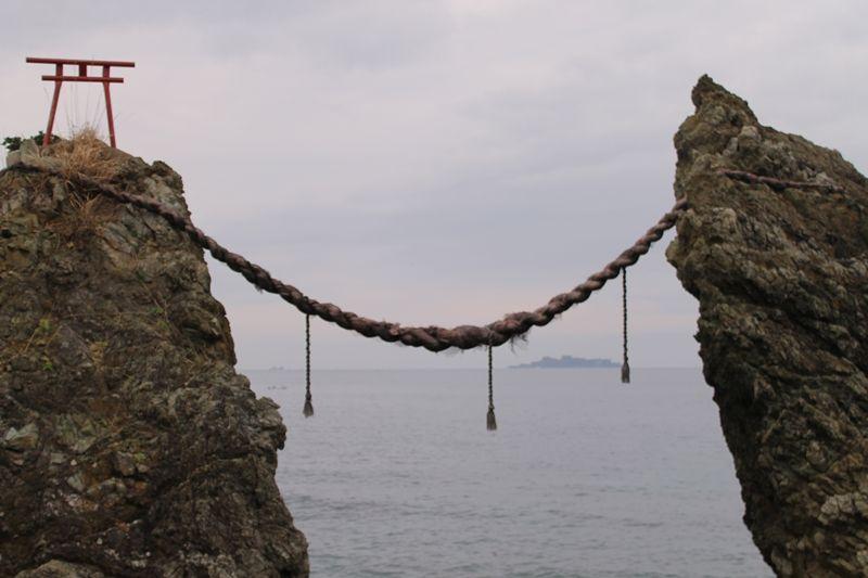 軍艦島展望スポット「夫婦岩」へのアクセス