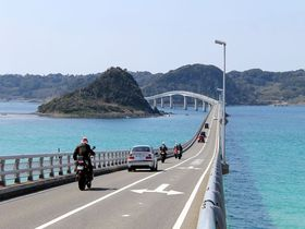 女子が一番見たい絶景!下関「角島大橋」コバルトブルーの海でドライブデート
