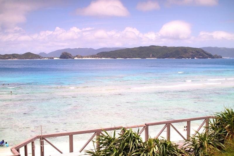 慶良間諸島随一!抜群の透明度!「ニシバマビーチ」