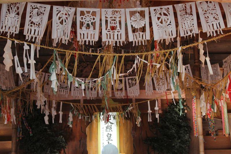 天照大神が籠られたパワースポット「天岩戸神社」