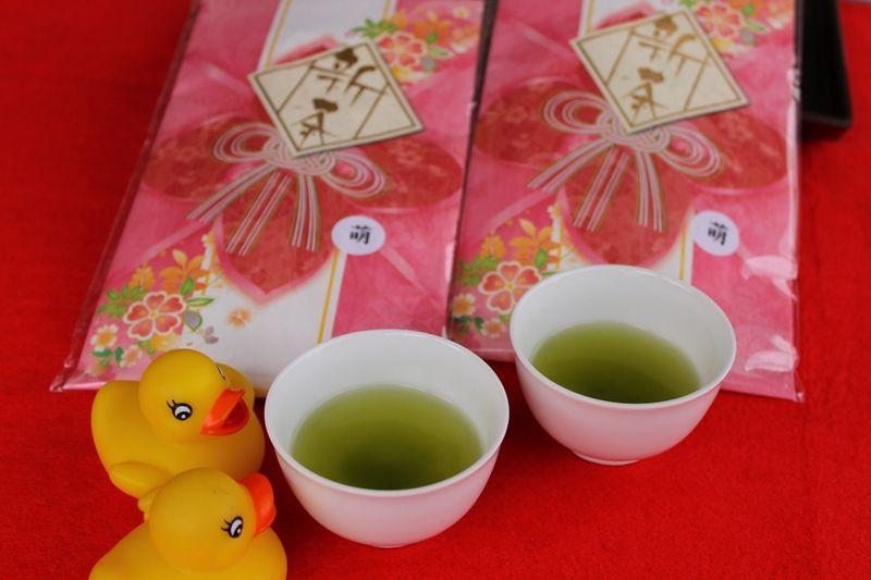 美味しい八女茶を淹れるコツは?