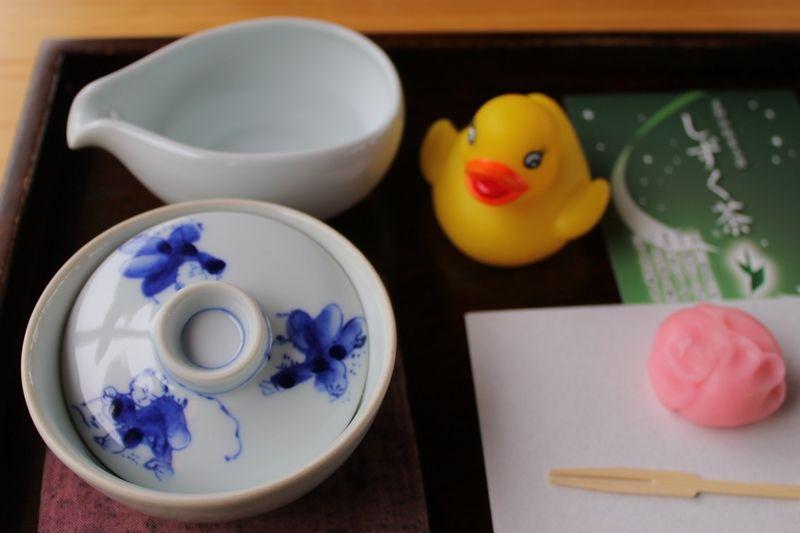 しずく茶と石臼茶ひきワクワク体験!福岡県星野村「茶の文化館」