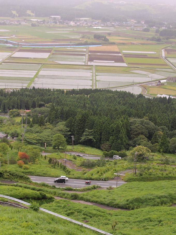 緑あふれるフォトジェニックなドライブルート「グリーンロード阿蘇」