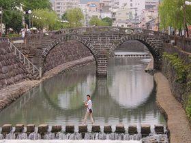 長崎駅周辺のおすすめ観光スポット8選!めがね橋に中華街も