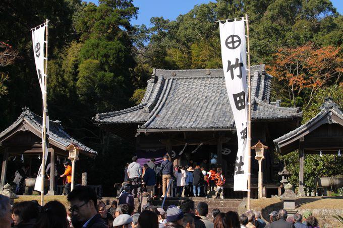 薩摩島津家中興の祖・島津忠良(日新公)をまつる「竹田神社」