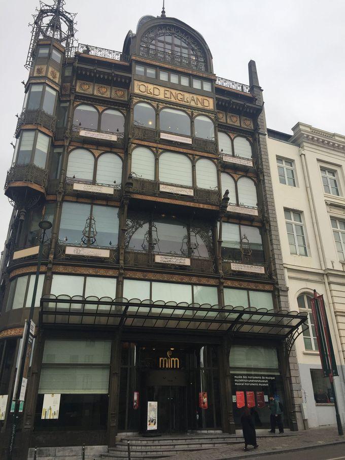 ブリュッセル歴史地区にある「カルメリーテス ゲスト ハウス」
