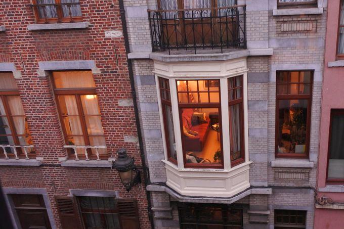 ヨーロッパの素敵なアパートメントがゲストハウスに