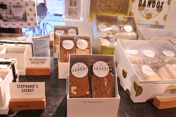 ベルギー土産のおススメは、焼き菓子スペキュロス