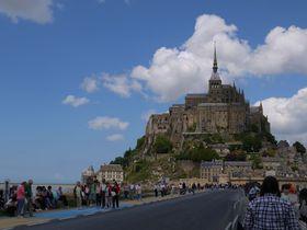 モンサンミッシェル修道院観光はパリから日帰りツアーで楽々アクセス!