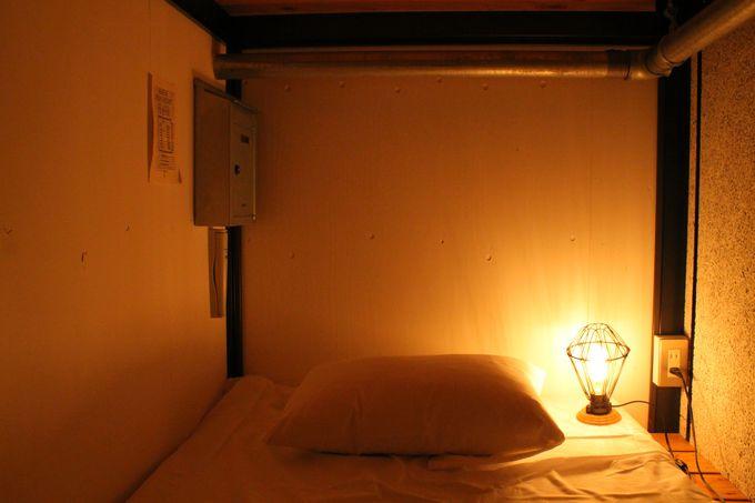 本の山のベッドで、ピパーグ気分!