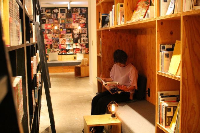 4.BOOK AND BED TOKYO 福岡店