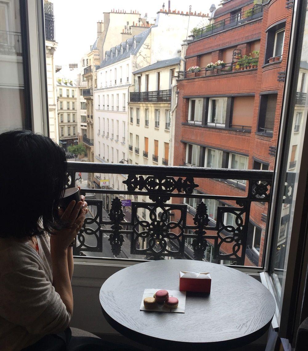 パリで暮らすみたいに過ごせます