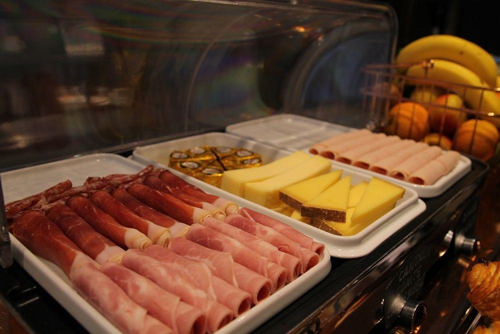 日曜日はホテルでちょっと贅沢な朝食を