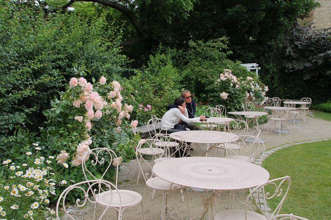 「ルノワールの庭」には、インスタ映えスポットがいっぱい!