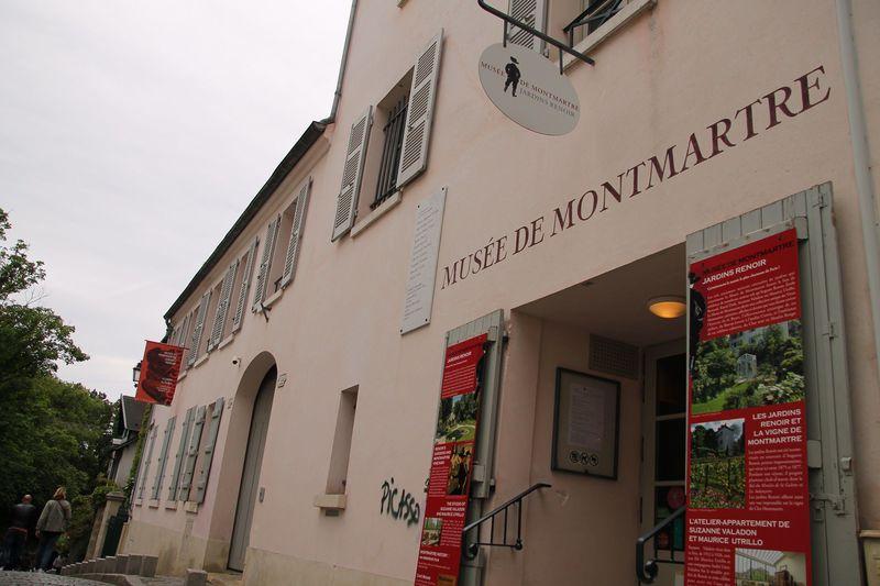 本当は教えたくない!パリ観光の穴場スポット「モンマルトル美術館」