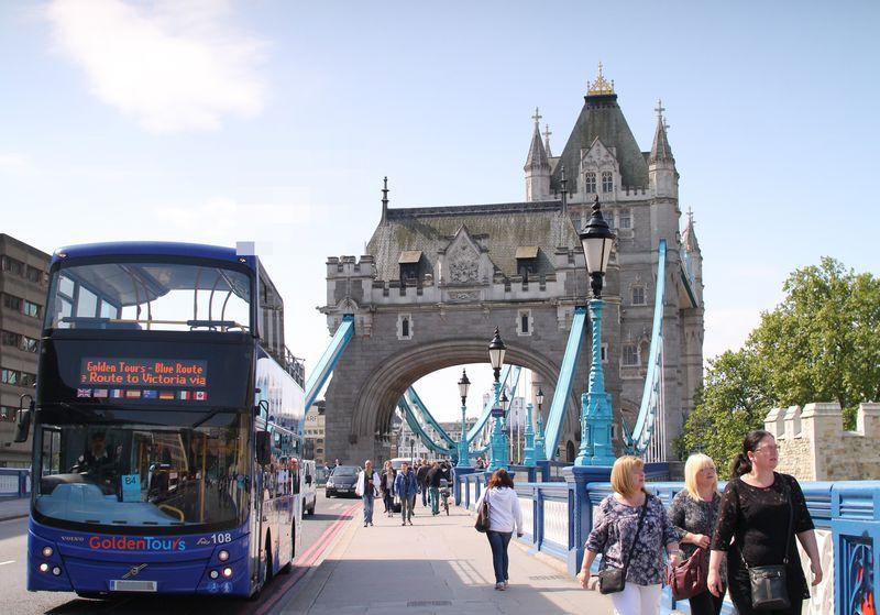 初めてのロンドン!王道観光スポットを歩く半日モデルコース