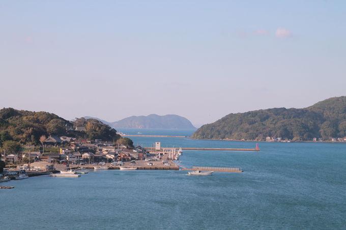 波戸岬は呼子から車で10分の穴場スポット