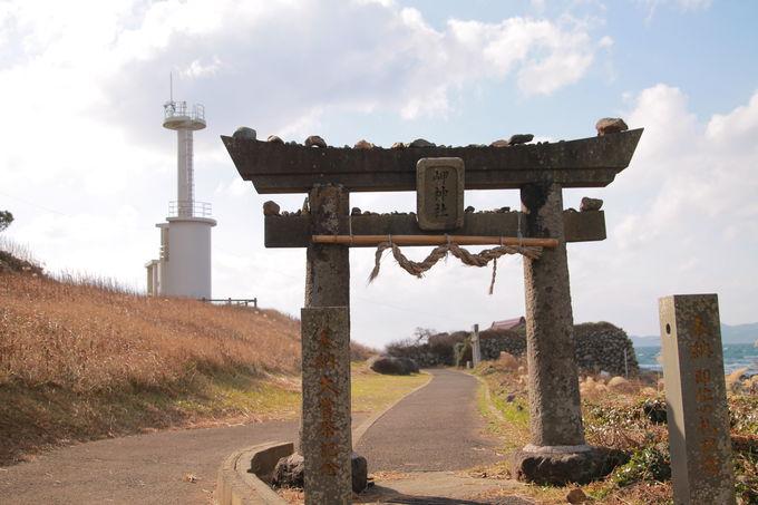 波戸岬は別名「ハート岬」恋愛・開運スポットを巡ろう