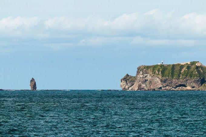 神威岬と神威岩