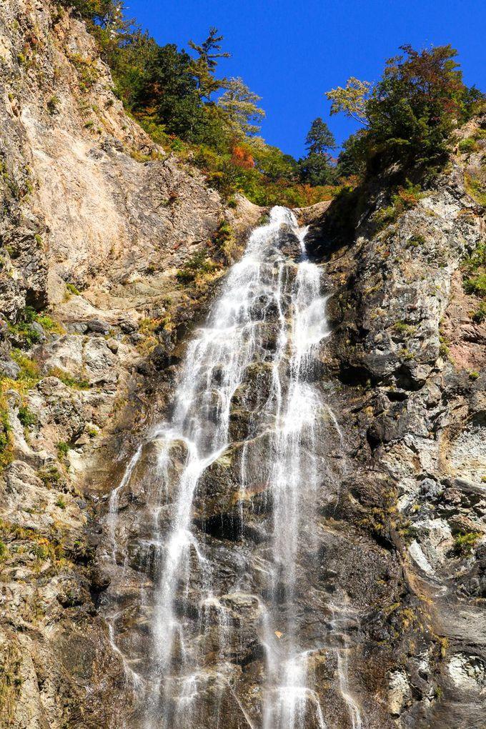 名滝「ふくべの大滝」