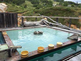 天空の露天風呂!湯けむりにつつまれた群馬・万座温泉「日進舘」の魅力
