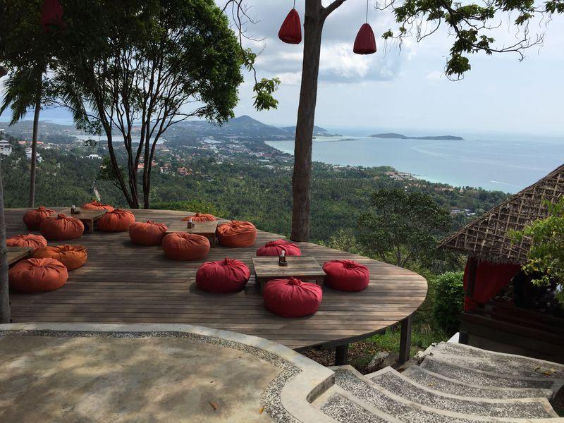 爽快!レンタルバイクで巡るココナッツアイランド タイ・サムイ島