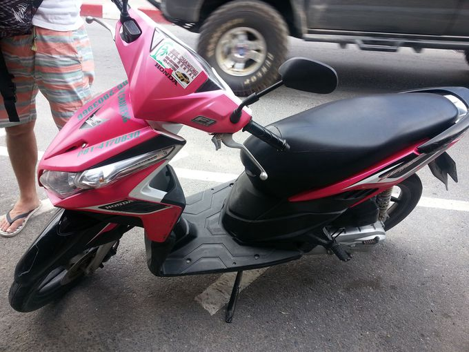 安価で手軽なレンタルバイク