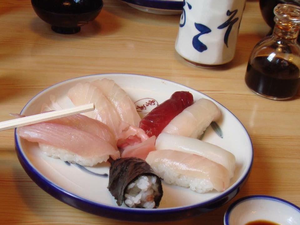 ここが一番!あそこ寿司!