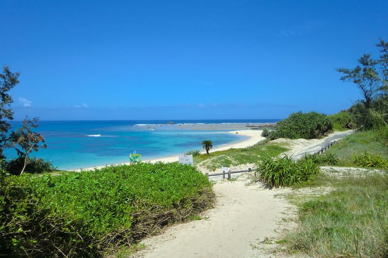 """""""ブルーエンジェル""""海岸は必訪!奄美大島で憧れのスローライフを体験"""