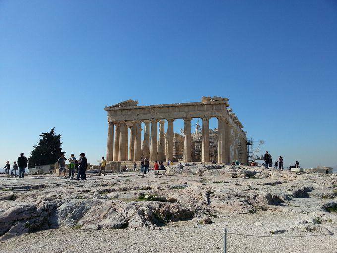 古代ギリシャの歴史を感じよう!