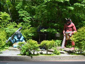 困ったときの鬼頼み!?北海道「登別温泉」のおすすめスポット