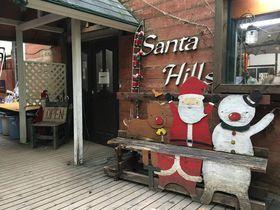 1年中がクリスマス!?那須「サンタヒルズ」で特別なキャンプを