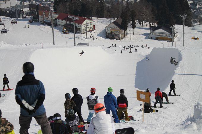 「石打丸山スキー場」をもっと楽しもう!