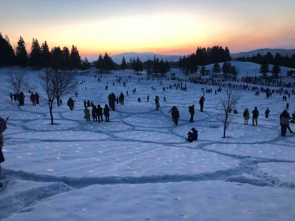 大地の芸術祭で雪国のアートを楽しもう