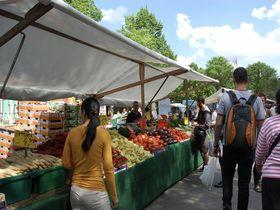 ベルリン異文化の交差点「クロイツベルグのトルコ市場」