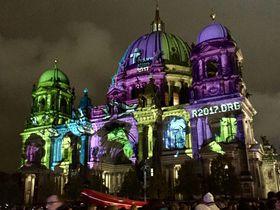 ベルリンの街を彩る光の祭典「フェスティバル・オブ・ライツ」