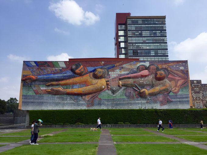 メキシコアート!巨匠たちの壁画を堪能
