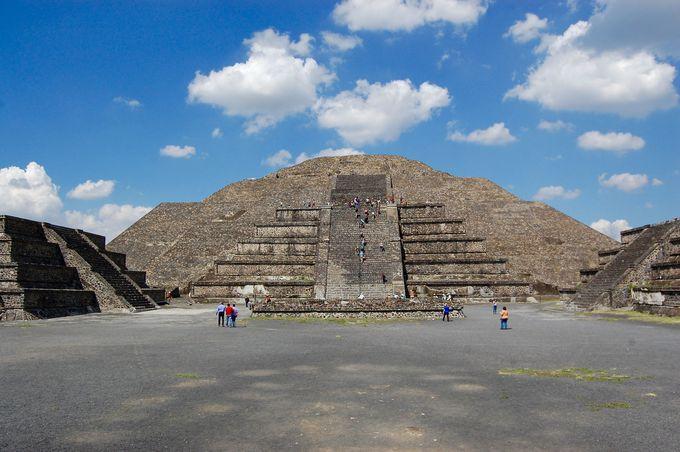 メキシコが世界に誇る文化遺産