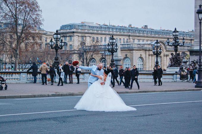 パリに恋する「アレクサンドル3世橋」