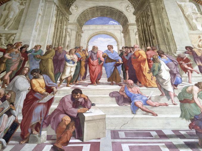 バチカン美術館とは
