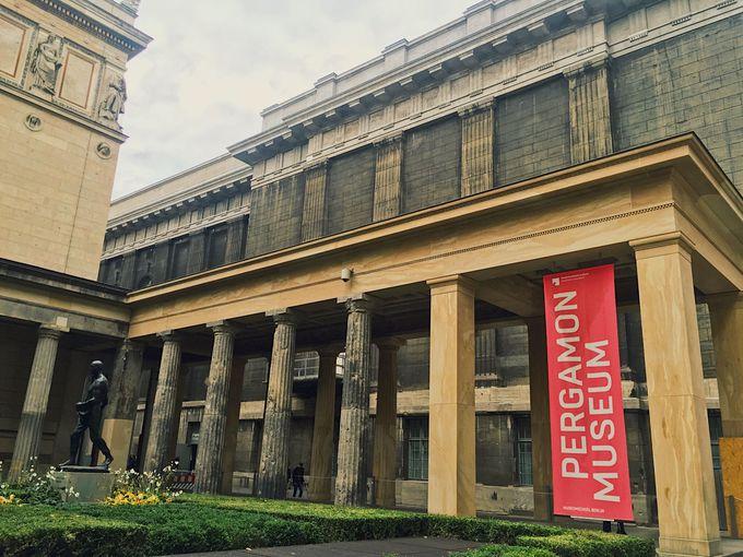 13時:世界遺産!「ペルガモン博物館」はイスラム文化の最高峰