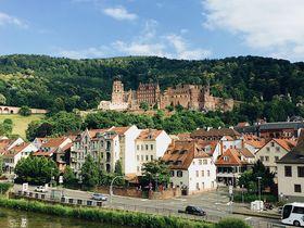 文化の息づく街ドイツ・ハイデルベルクの絶景スポット!